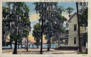 Ocean Pond Hunting and Fishing Club Valdosta GA 1943