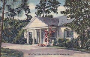 The Little White House Warm Springs Georgia