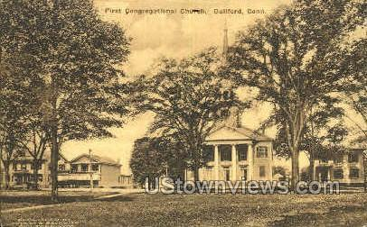 First Congregational Church Guilford CT Unused