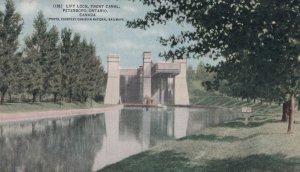 PETERBOROUGH, Ontario, Canada, 1900-10s; Lift Lock, Trent Canal