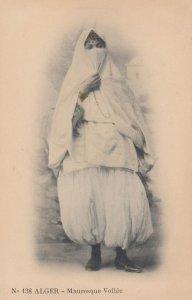 ALGER - Mauresque Voilee , 00-10s