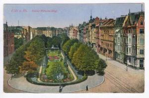 Kaiser Wilheim-Ring, Koln A. Rh. (North-Rhine Westphalia), Germany, 1900-1910s