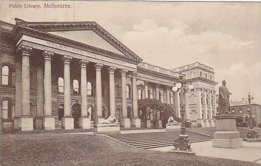 Library , Melbourne , Australia , 00-10s