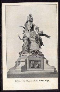 Le Monument de Victor Hugo,Paris,France BIN