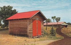 Lavallee Tent & Trailer Park Log Sauna, Faraday, Ontario, Canada, 40-60´s