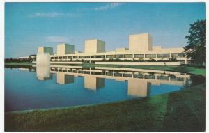 New York, Phillip Morris Manufacturing Center, Richmond PPC Unused, c 1960's