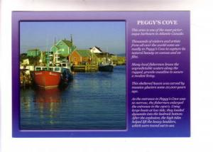 Fishing Boats and Info, Peggy's Cove, Nova Scotia, Beachcomber Enterprise Ltd