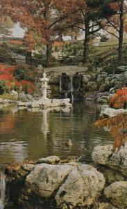 TORONTO , Ontario , ,Canada ,1950-6-s; Flower Garden In High Park
