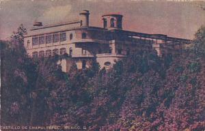 MEXICO CITY, Mexico, 1900-1910's; Castillo De Chapultepec