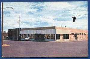 US Post Office Hobbs New Mexico nm chrome postcard