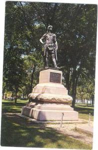 Chief Oshkosh Statue Oshkosh Wisconsin WI