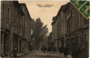 CPA Ganges - Le ohemin neuf Route de Montpellier (255508)