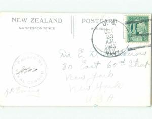 old rppc NICE VIEW Wellington - North Island New Zealand i3606