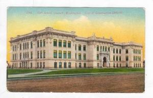 High School,Everett,Washington,1900-1910s