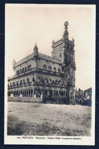 Palace Hotel Bussaco Portugal RPPC unused c1920's