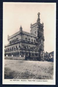 Palace Hotel Bussaco Portugal RPPC unused c1920's