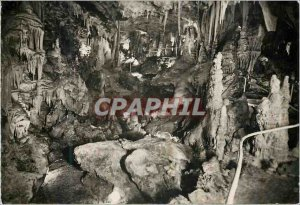 Modern Postcard The Cave of the Observatory in the Exotic Garden Party in Gre...