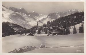 Switzerland Arosa Totalansicht 1931 Photo