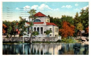 New Hampshire  Concord Sheldon Library of St. Paul's School