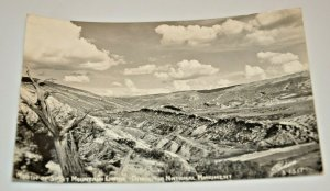 1950s Sanborn MCM Mouth Split Mountain Gorge Dinosaur National Monument Utah