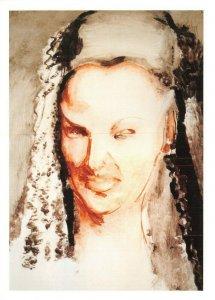 Art Postcard, Xenoi Friends & Strangers by Caterina Albert BC5