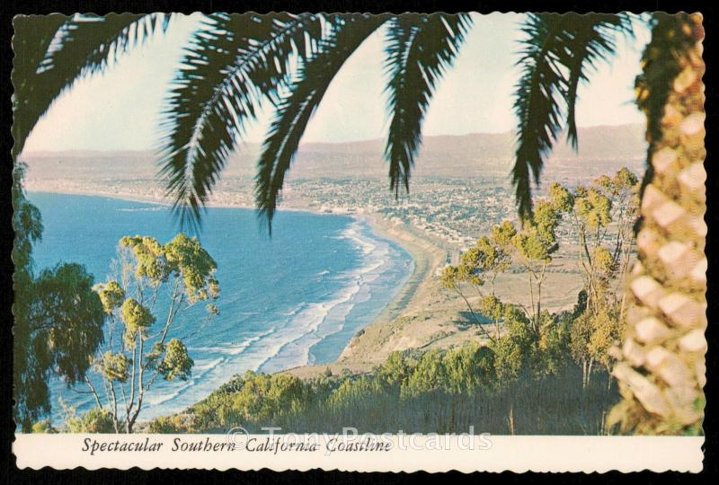 Spectacular Southern California Coastline