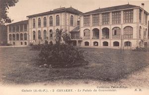 Africa Guinee Conakry - Le Palais du Gouverneur Guinea