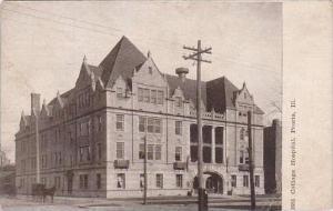 Illinois Peoria Cottage Hospital