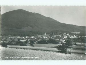 old rppc NICE VIEW Montricher In Vaud - Morges Switzerland i3448