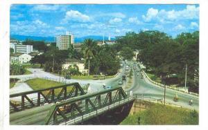 Kuala Lumpur , Malaysia, Railway Bridge , 40-60s
