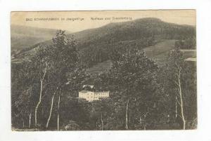 Kurhaus Und Dresslerberg, Bad-Schwarzbach im Jsergebirge, Poland, 1900-10s