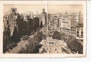Postal 023733 : Plaza del Caudillo - Valencia