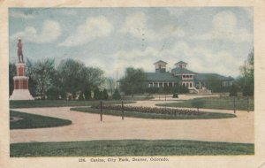 DENVER , Colorado , 1908 ; Casino, City Park