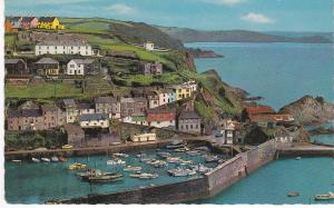 Postcard Cornwall Mevagissey