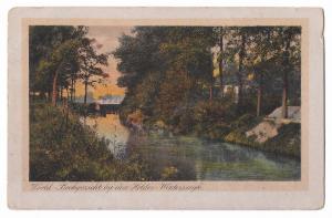 Den Helder Winterswijk Holland vintage postcard 01.12
