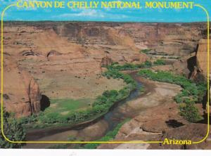 Arizona Canyon de Chelley Junction Overlook