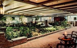 Georgia Atlanta Top Of The Mart Mediterranean Garden Court