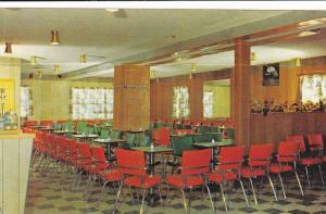 Interior,  The Rendezvous Room,  Sandy Lake Hotel,  Hwy 45.,  Sandy Lake,  Ma...