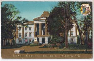 Capitol, Raleigh NC