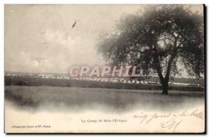 Camp Wood & the # 39Eveq - Old Postcard