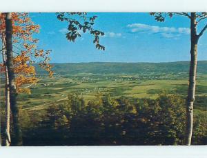 Pre-1980 TOWN VIEW SCENE Annapolis Valley Nova Scotia NS p9698