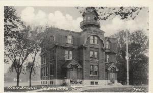 DESERONTO, Ontario , Canada , 1910s ; High School