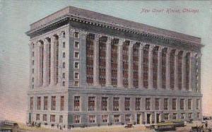 Illinois Chicago New Court House