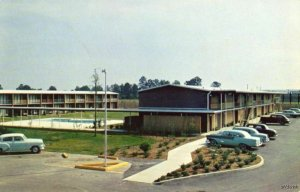 HOWARD JOHNSON'S MOTOR LODGE COLUMBUS, GA