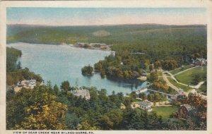WILKES-BARRE , Pennsylvania, 1900-10s ; View of Bear Creek