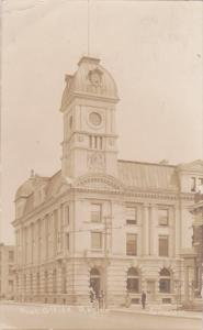 RP: Post Office , REGINA , Saskatchewan , Canada , PU-1911