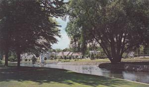 Summer Scene at Lake George Park, Norfolk County Tourist Region, Simcoe, Onta...