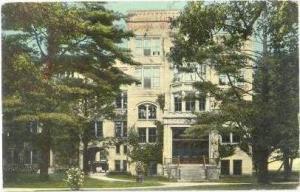 Gymnasium, Kemper Hall, Kenosha, Wisconsin, 00-10s