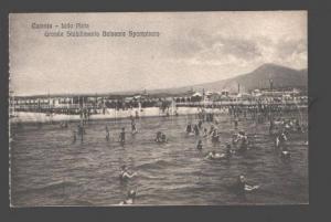 092417 ITALY Catania lido Plaia Grande Stabilimento Balneare