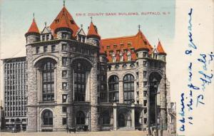 Erie County Bank Building, BUFFALO, New York, PU-1907